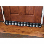 Heavy Duty Fleece Draught Blocker - Save Energy - Keep The Cold Out - 90cm