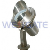 WESTGATE LD-179-SS Directional Light, SS, Mr16 12V 50W, SS