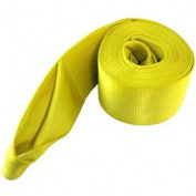 ProGrip 156030 9.1m x 15cm Polyester Flat Webbing Heavy Duty Recovery Strap with Loops