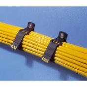 Rip-Tie 1 x 10 Cinch Strap EG Black 10 pcs. N-10-G10-BK