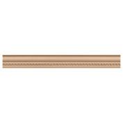 Lanarkshire 6cm H x 240cm W x 5.7cm D Carved Wood Crown Moulding