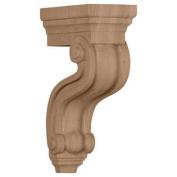 Los Angeles Hollow Back 27cm H x 8.6cm W x 17cm D Pilaster Corbel