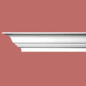 Cornice White Urethane Sample of 11776 | Renovator's Supply