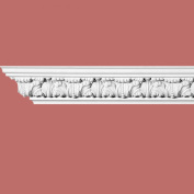 Cornice White Urethane Sample of 10977 | Renovator's Supply