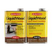 2 Part (A & B - 0.9l Each) Liquid Wood Kit