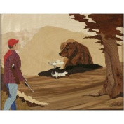 Big Game Hunter Marquetry Kit