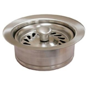 Plumbest B03-400 Disposal Assembly for InSinkErator, Polished Stainless