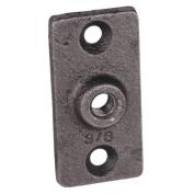 Hanger Plate 1cm Black Wholesale Plumbing Misc. Plumbing Tools ZM742R3-8B