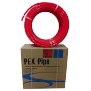 1.3cm x 150m Pex Tubing Oxygen Barrier EVOH Pex-B Red 150m Radiant Floor Heat