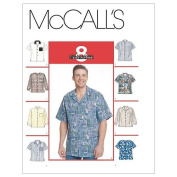 McCall's Patterns M2149 Men's Shirts, Size XXX by McCall's Patterns