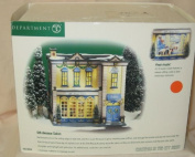 "Department 56, Christmas In The City Series, ""5th Avenue Salon"""