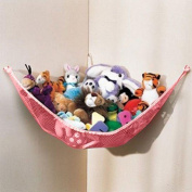 Tenworld Large Deluxe Pet Storage Corner Stuffed Animals Toys Toy Hammock Net