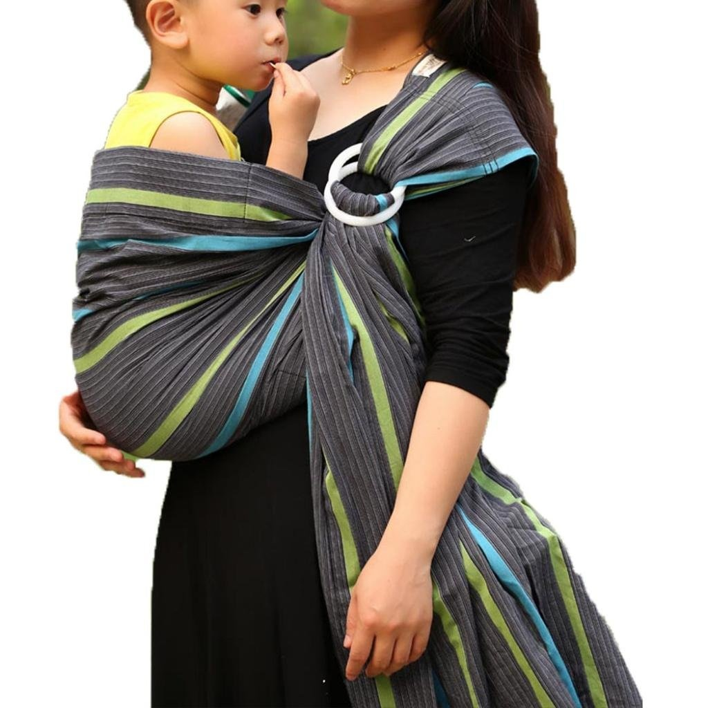 05c8afbffb4 Vlokup Baby Sling Ring Sling Carrier Wrap