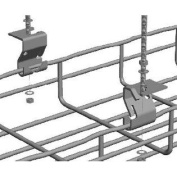 Cablofil ASPG Trapeze Hanging Clip Tray Hanger, Pre-Galvanised