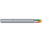 Marmon Home Improvement Prod 1483-1603A 12/3 Aluminium Metal Clad Flexible Conduit, 7.6m