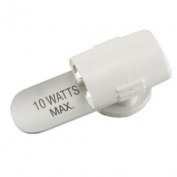 LV301P White HALO Linea UnderCabinet Single T3.25 Wedge Base 12V or 24V