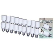 Miracle LED 604832 Premium Socket Extenders for LED CFL and Incandescent light bulbs, 20 Pack