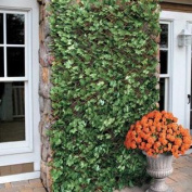 Windscreen4less Expandable Artificial Leaf Leaves Faux Ivy Privacy Fence Screen Decor Windscreen