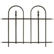 Panacea Products Arched Finial Section, Brushed Bronze