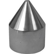 Midwest Air Technologies : 5.1cm - 1cm No-Way Bullet Cap