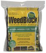 WeedBlock 101 Premium Weed Barrier, 1.8m x 2.4m