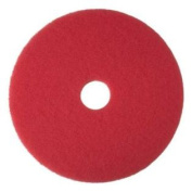 Red Buffing Pad 33cm Renown Floor Cleaners REN02041 741224020411