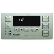 Rinnai BC-100V-1S Bath Controller, Silver