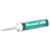 Clear Tremco Tremsil 200 Silicone Sealant