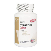 Optim Nutrition Red Yeast Rice Plus