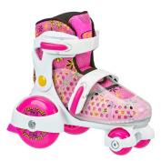 Fun Roll Girl's Jr Adjustable Roller Skate