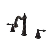 2-Handle Deck-Mount Roman Tub Faucet in Oil Rubbed Bronze