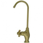 Waste King C330-WT Windmere Single Lever Cold Water Faucet, White