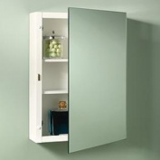 NuTone 260P26CH Topsider Single-Door Surface Mounted Medicine Cabinet