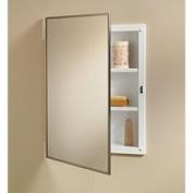 NuTone 84018CH Basic Styleline Recessed Mount Medicine Cabinet