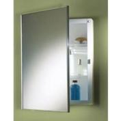 NuTone 614 Basic Styleline Surface Mount Moulded Recessed Medicine Cabinet