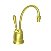 InSinkErator F-GN2215FG Indulge Tuscan Hot Water Dispenser, French Gold