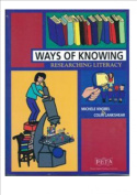 Ways of knowing : Researching Literacy