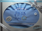 "Set Bedding Set Bed Linen Baby - Gift Idea Birth ""cn3ped-becrsp nissanou"