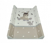 Asmi 2 - Wedge Baby Changing Mat 50x70 cm Donkey