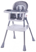 Caretero Pop Highchair (Grey)