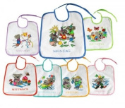 7 Day Bib Koala - Pack of 7