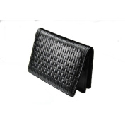 Castello Leather Gusset Cardholder With RFID