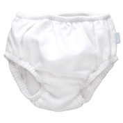 iPlay Ultimate White Swim Nappy