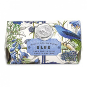 Blue Large Bath Soap Bar from FND Promotion by Michel Design Works