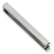 Stainless Steel Enamelled Tie Bar