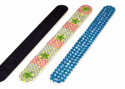 Large Professional Nail File - Pack of 3