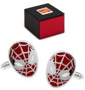 Marvel Spiderman Mask Cufflinks Free Marvel Gift Box Spider Man Cuff Links