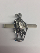 Civil War Figure 3 WE-CP13 English Pewter emblem on a Tie Clip