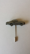 Volvo P 1800S Motif on a tie stick pin hat scarf collar coat ref279
