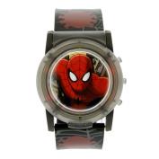 Spiderman Flashing Musical LCD Watch
